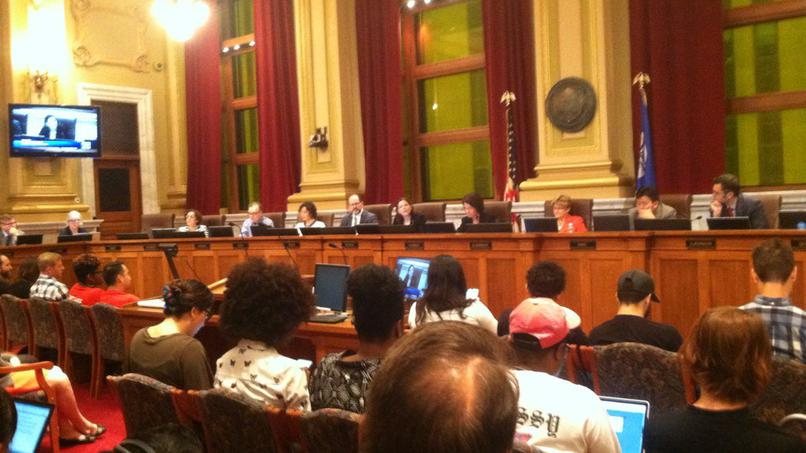 The Minneapolis City Council passed the state's first ordinance requiring employers to provide paid sick time. Photo courtesy of 15Now Minnesota